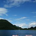 Photos: 榛名富士と榛名湖