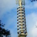 高幡不動・五重の塔