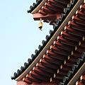 高幡不動・五重の塔2