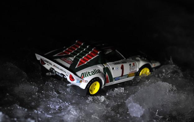 ランチア・ストラトス 1977モンテカルロ