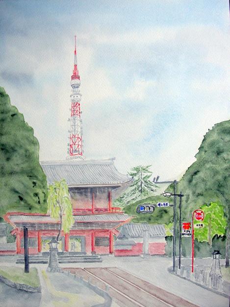 37芝増上寺