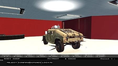 GTAIV Hummer H1 7