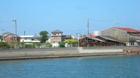 三原川河口6