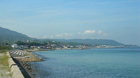 淡路サンセットライン:富島地区